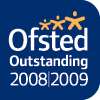 Graded 'Outstanding' by Ofsted in 2008/2009